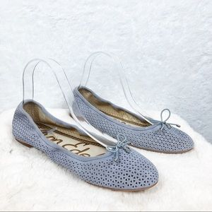 Sam Edelman Shoes - Sam Edelman Felicia Suede Flats - Size 8